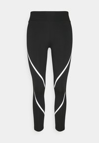 Even&Odd active - Leggings - black/silver - 4