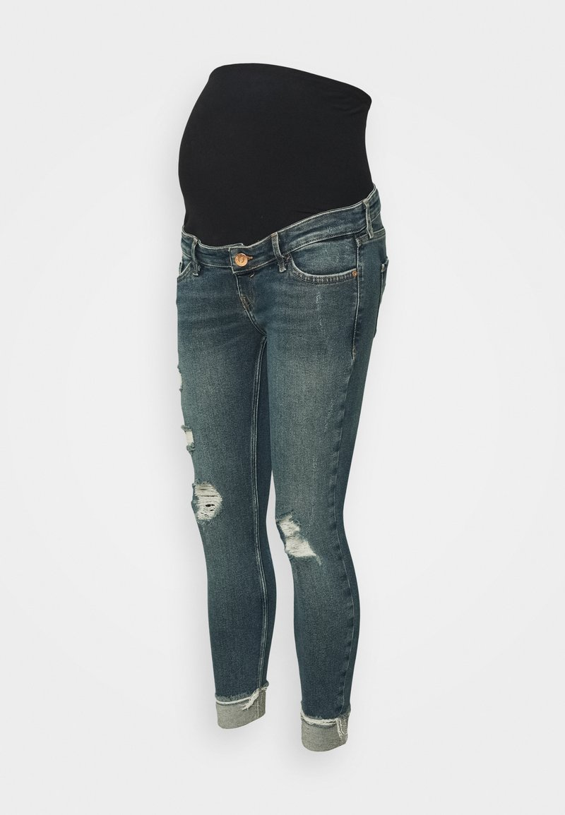 River Island Maternity - Jeans Skinny Fit - blue