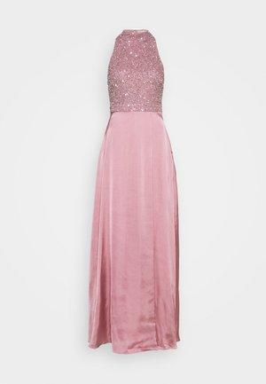 LIZA MAXI - Společenské šaty - pink