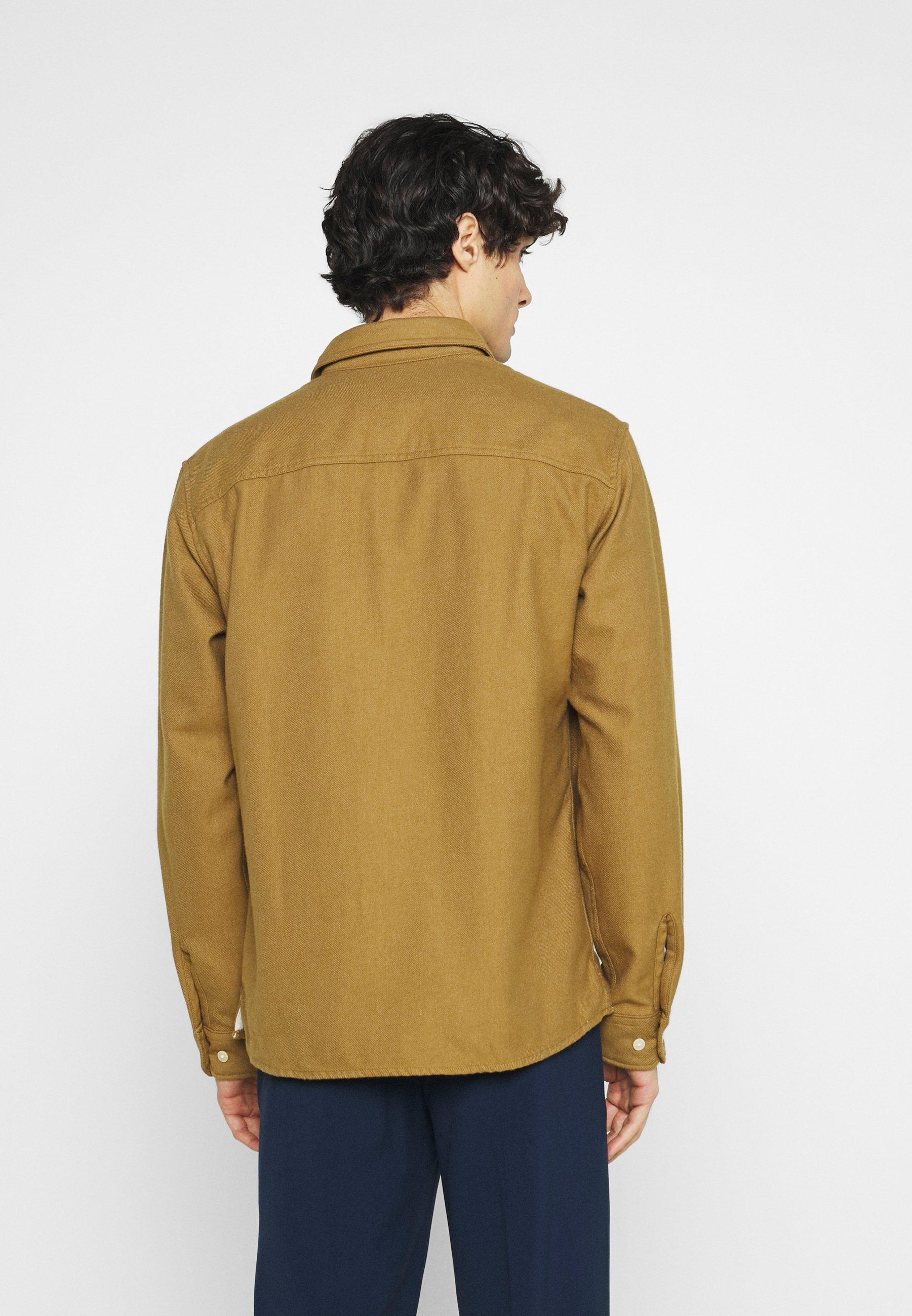 Men SLHLOOSETROY - Shirt