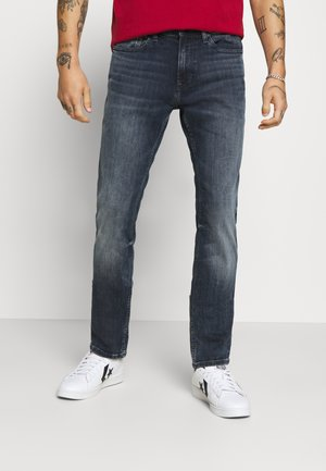 SCANTON SLIM - Slim fit jeans - king dark blue