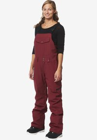 Light Boardcorp - LEELA - Pantalon de ski - red - 0