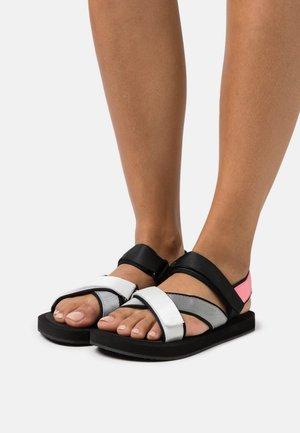 BIADENI  - Sandals - white
