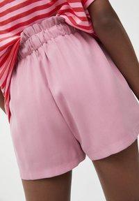 PULL&BEAR - Shorts - pink - 4