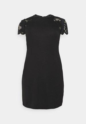 VMSANDREA ABOVE KNEE DRESS  - Pouzdrové šaty - black