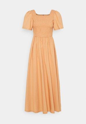 PCTALIAH ANKLE DRESS - Maxi dress - sandstone