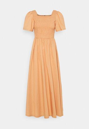 PCTALIAH ANKLE DRESS - Vestito lungo - sandstone