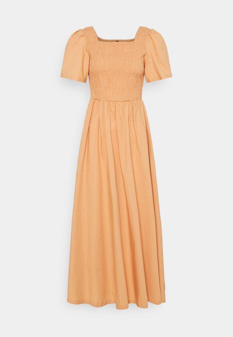 Pieces - PCTALIAH ANKLE DRESS - Maxi dress - sandstone