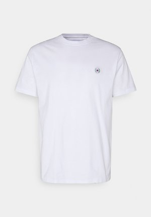 OUR JARVIS PATCH TEE - T-shirt basic - white