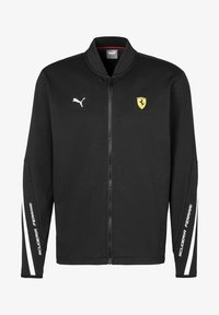 Puma - SCUDERIA FERRARI - Zip-up hoodie -  black - 3