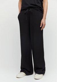 ARMEDANGELS - HANNAA - Trousers - black - 0