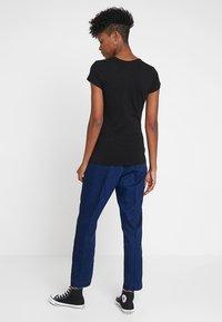 G-Star - GRAPHIC  - Print T-shirt - black - 2