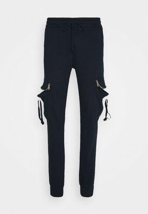 ESSENTIAL JOGGERS - Pantaloni sportivi - navy