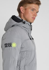 Superdry - SNOW SHADOW  - Skidjacka - carbomised grey - 4