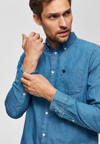 Selected Homme - NOOS - Shirt - light blue - 3