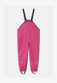 Playshoes - HERZCHEN - Spodnie przeciwdeszczowe - pink - 0