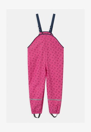 HERZCHEN - Pantalones impermeables - pink