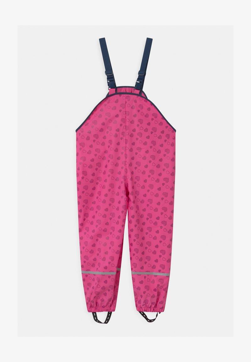Playshoes - HERZCHEN - Spodnie przeciwdeszczowe - pink