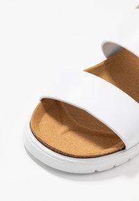 Matt & Nat - VEGAN ASHAI - Sandals - white/natural - 2