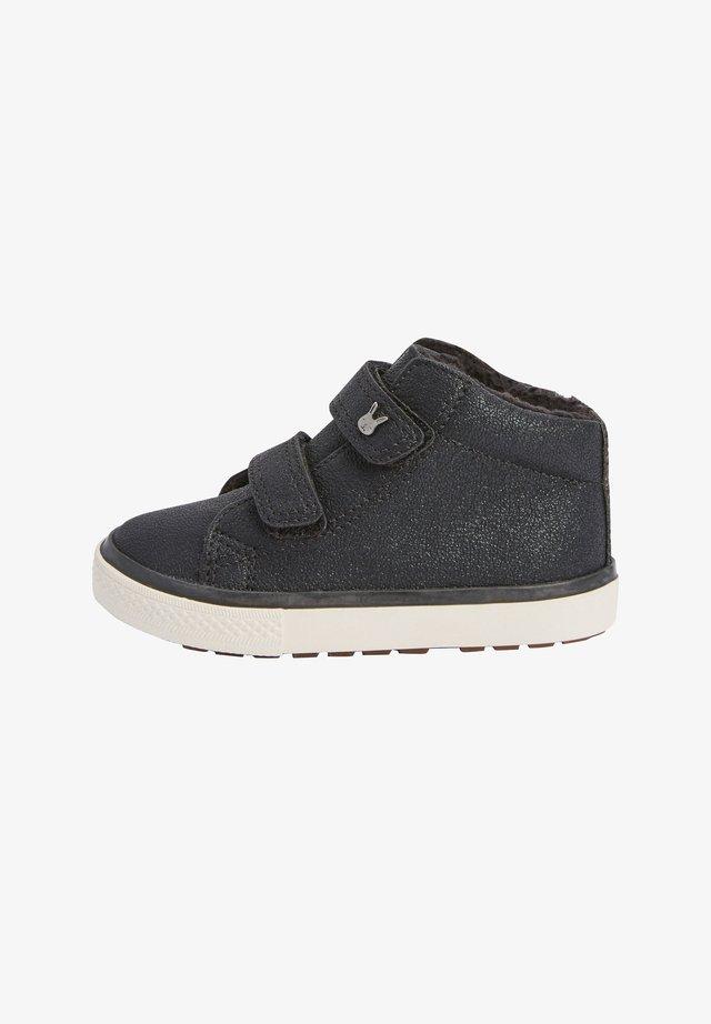 TOUCH FASTENING  - Kotníkové boty - black