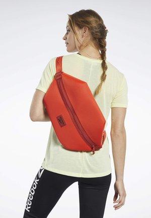 MEET YOU THERE IMAGIRO BAG - Across body bag - orange