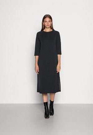 NOJALF DRESS WOMAN - Jersey dress - asphalt