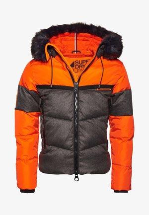 Vinterjacka - orange