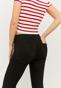 TALLY WEiJL - Slim fit jeans - blk001 - 3