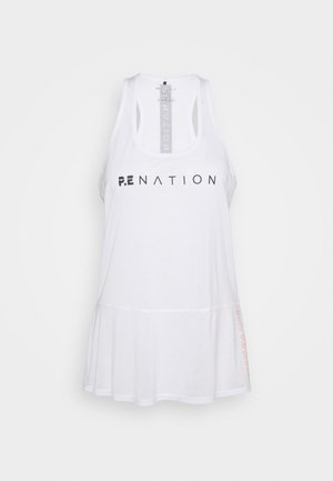 ZONE IN TANK - Top - white