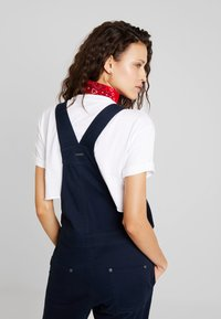 Element - LONG DAYZ OVERALL - Dungarees - eclipse navy