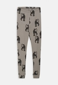 Mini Rodini - PANTHER UNISEX - Leggings - Trousers - grey - 0