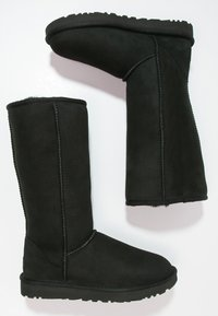 UGG - CLASSIC II - Vysoká obuv - black - 2