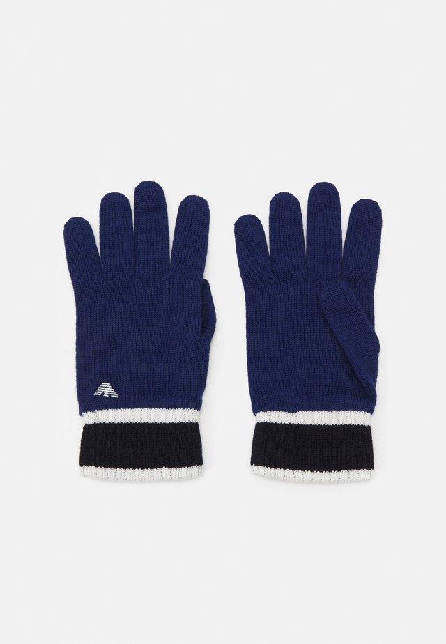 UNISEX - Gloves - dark blue