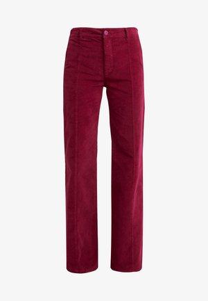 Kalhoty - juicy purple
