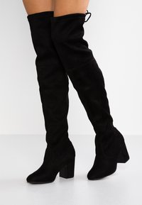 New Look - ERICA - Over-the-knee boots - black - 0