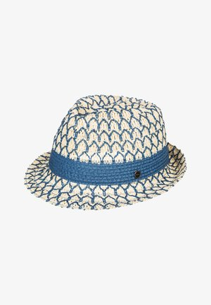 FROM THE CLOUDS  - Hat - adriatic blue