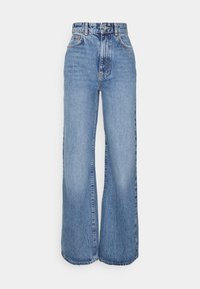 Gina Tricot - IDUN WIDE - Jeans relaxed fit - skyline blue - 3