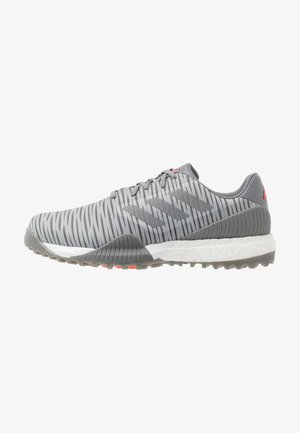 CODECHAOS SPORT - Golf shoes - grey two/grey three/solar red