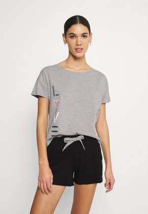 GOLDAH SET - Pyjamas - light grey