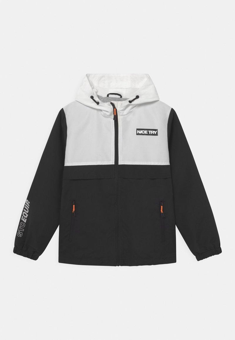Staccato - TEENAGER - Light jacket - black/white