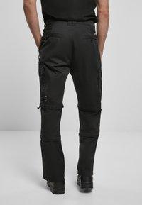 Brandit - SAVANNAH - Cargo trousers - black - 2
