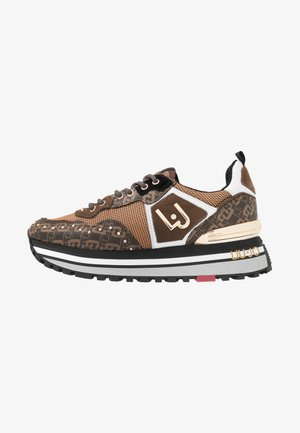 MAXI - Sneakers laag - tan