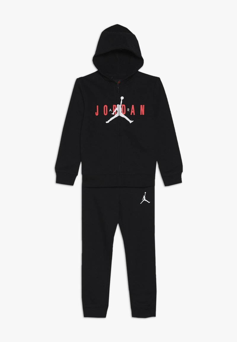 Jordan - JUMPMAN AIR SET - Chándal - black