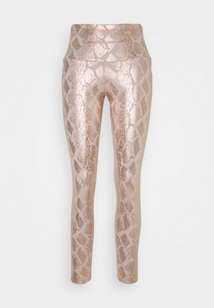 Tights - light pink