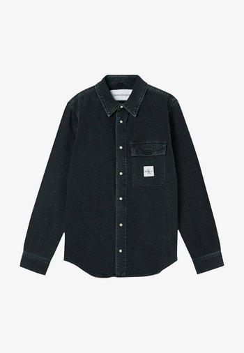 Shirt - denim black
