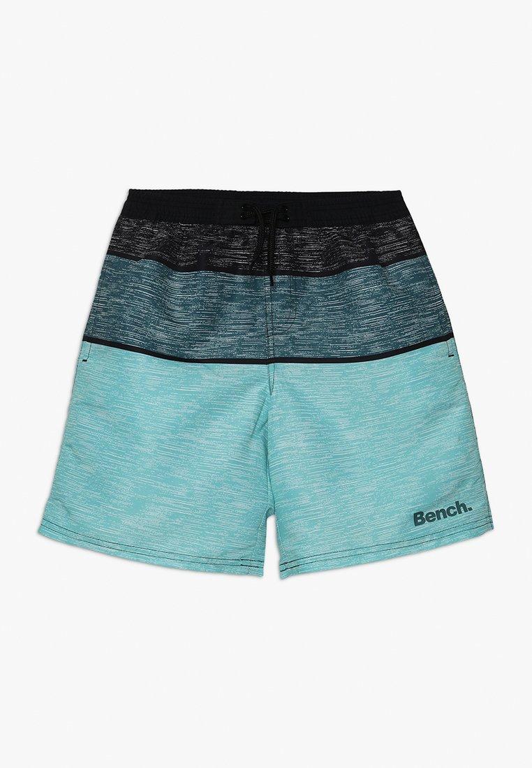 Bench - Swimming shorts - black/blue