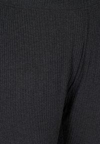 Zizzi - EINGVILD PANT - Tracksuit bottoms - dark grey - 3