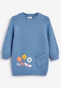 Next - Jumper dress - blue - 5