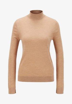 Sweatshirt - light/pastel brown