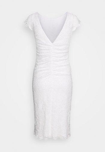 FACELIFT - Cocktailklänning - ivory